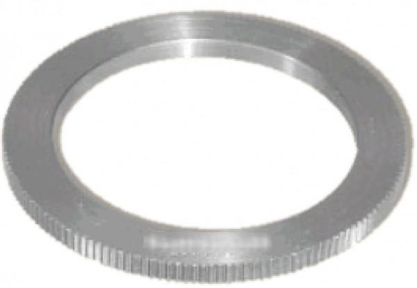 Reduzierring 22 mm / 16 mm (Dicke 1.6 mm)