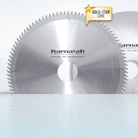 Hartmetall-bestücktes Kreissägeblatt, Glasleisten Kreissägen 200x2,1/1,6x20mm 80 WZN - NL: -