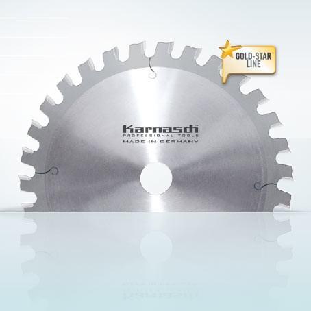 Hartmetall-bestücktes Kreissägeblatt, Super-Bausäge 210x2,8/1,8x30mm 34 WZ - NL: 2-7-42