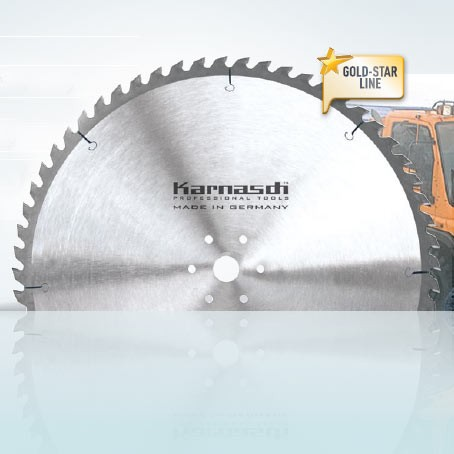 Hartmetall-bestücktes Kreissägeblatt, für Mulag, Spearhead Böschungsmäher 390x3,5/2,5x25mm 60 WZ -