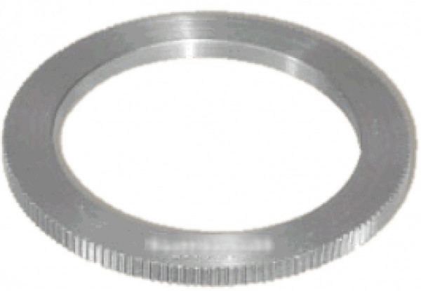 Reduzierring 22 mm / 20 mm (Dicke 1.6 mm)